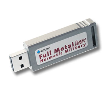 Full Metal FlashDrive+ Hermetic Military